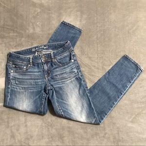 🦅 American Eagle Stretch Skinny Jeans!